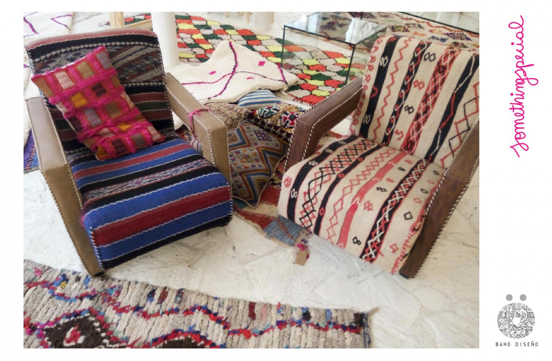 alfombras bereber